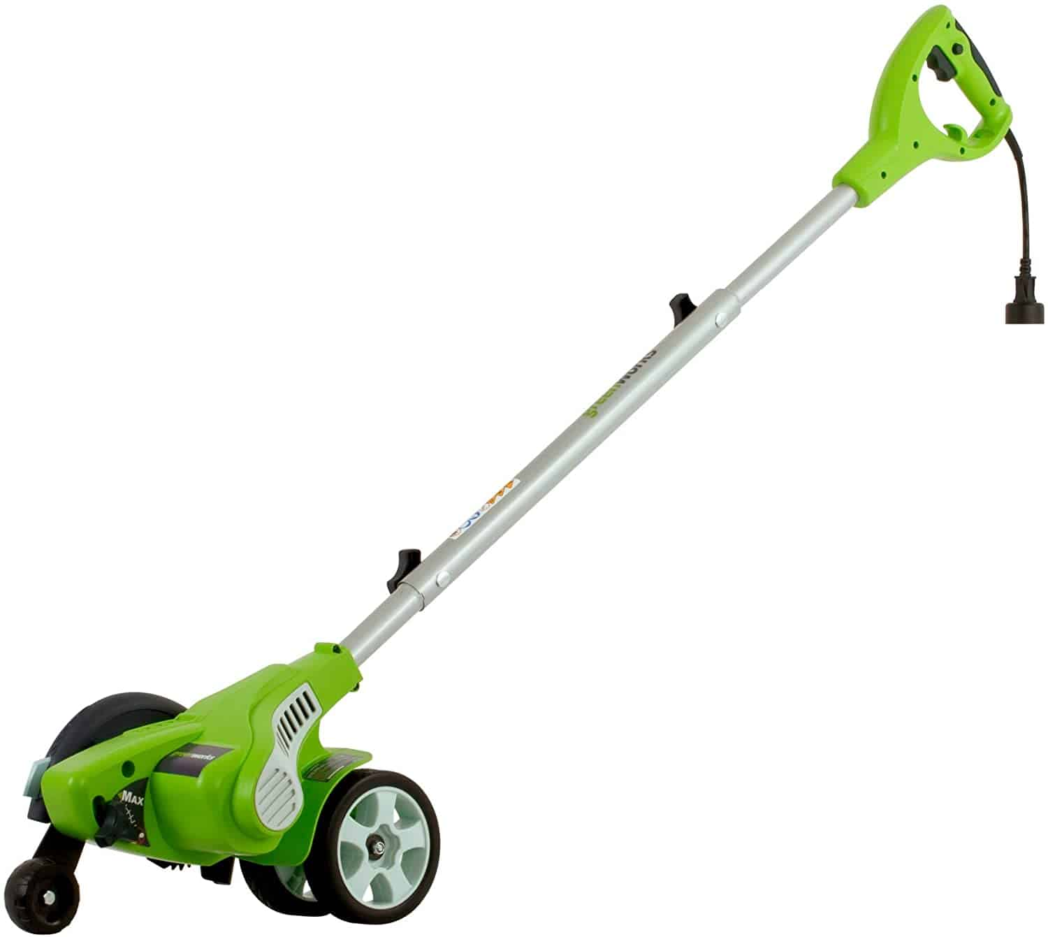 greenworks electric lawn edger
