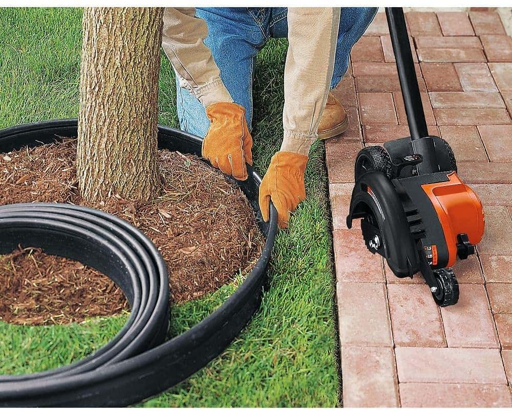 black and decker lawn edger review