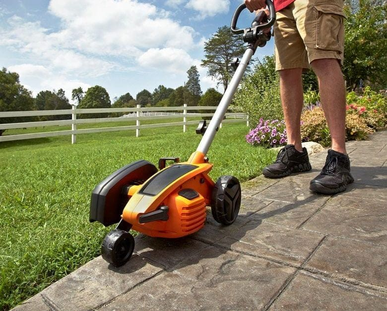 worx lawn edger wg896 review