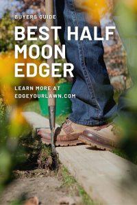 best half moon edger