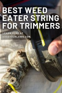 best weed eater string for trimmer