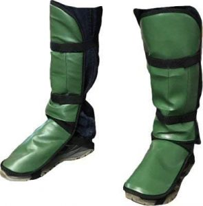 forestor gaiters best weed eater shin guards