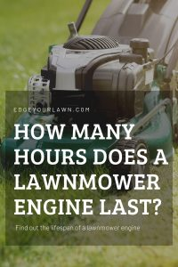 how long do lawnmowers last pin