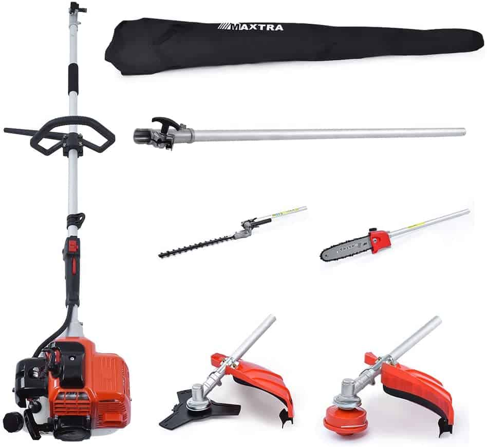 maxtra commercial weed eater