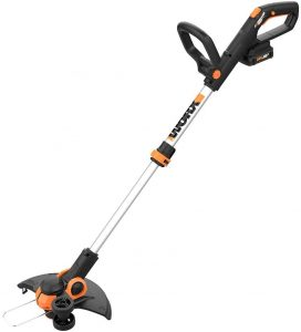 worx 163gt battery weed eater
