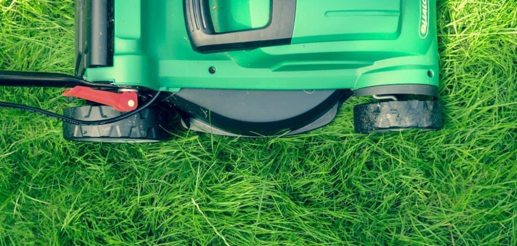 best corded lawn mower