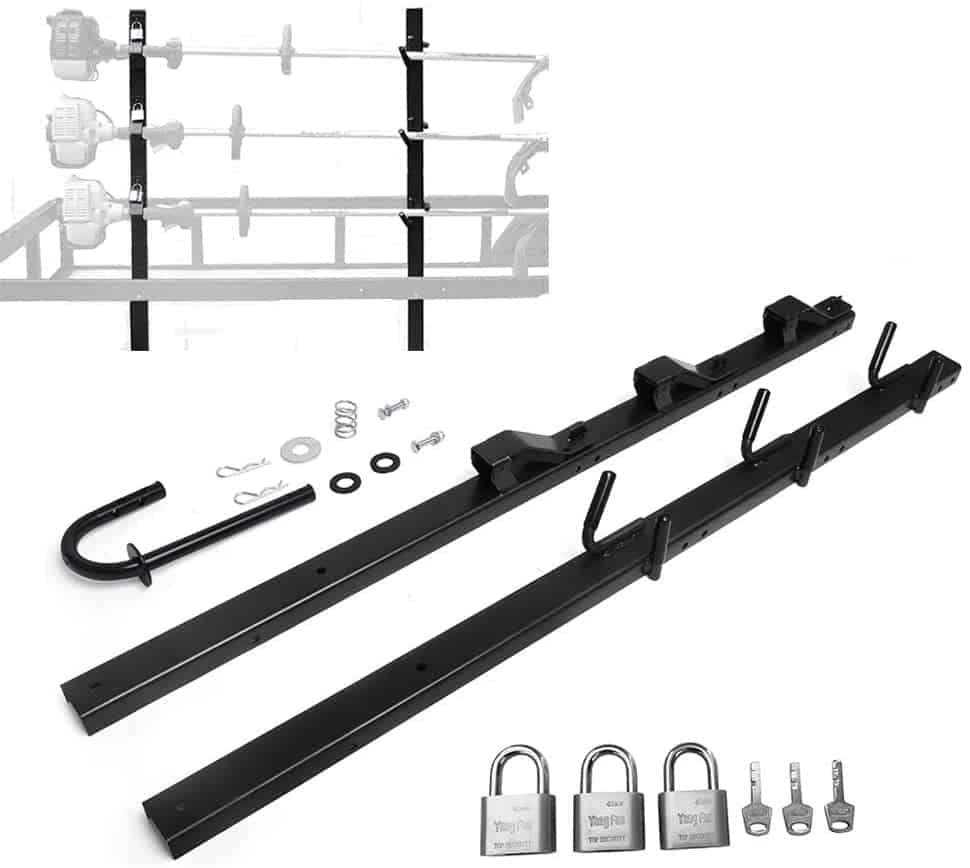 hodenn 3 place weed eater rack
