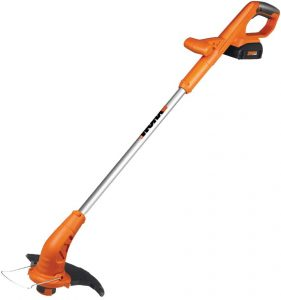 worx battery weed eater