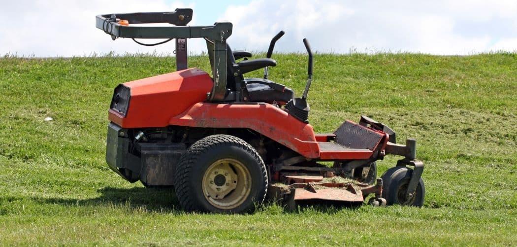 best zero turn mower for hills