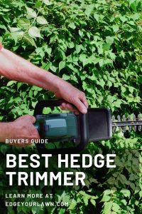 best hedge trimmer tool